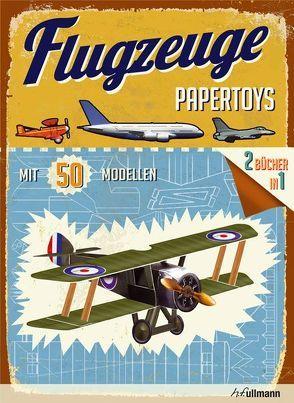Papertoys: Flugzeuge von Grant,  R G