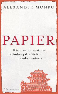 Papier von Badal,  Yvonne, Monro,  Alexander
