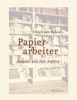 Papierarbeiter von von Bülow,  Ulrich