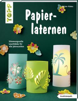 Papierlaternen (kreativ.kompakt) von Klobes,  Miriam