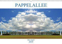 Pappelallee (Wandkalender 2019 DIN A3 quer) von Eppele,  Klaus