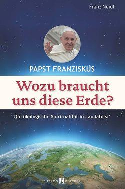 Papst Franziskus: Wozu braucht uns diese Erde? von Neidl,  Franz