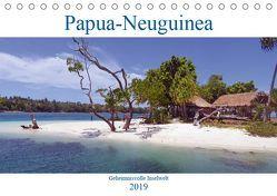 Papua-Neuguinea Geheimnisvolle Inselwelt (Tischkalender 2019 DIN A5 quer) von Scheu,  Thilo