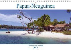 Papua-Neuguinea Geheimnisvolle Inselwelt (Wandkalender 2019 DIN A4 quer) von Scheu,  Thilo