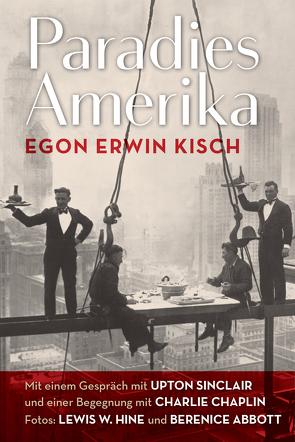 Paradies Amerika von Kisch,  Egon Erwin