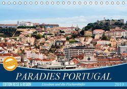 Paradies Portugal (Tischkalender 2019 DIN A5 quer) von Gärtner- franky242 photography,  Frank