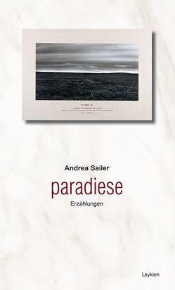 Paradiese von Sailer,  Andrea