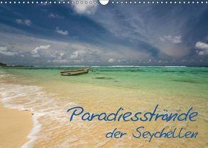 Paradiesstrände der Seychellen (Wandkalender 2018 DIN A3 quer) von Daniel Homfeld,  Stefan