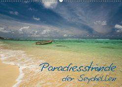 Paradiesstrände der Seychellen (Wandkalender 2019 DIN A2 quer) von Daniel Homfeld,  Stefan