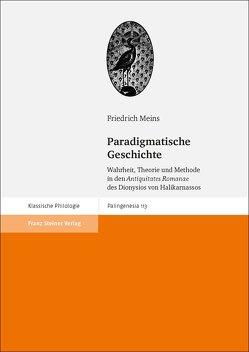 Paradigmatische Geschichte von Meins,  Friedrich