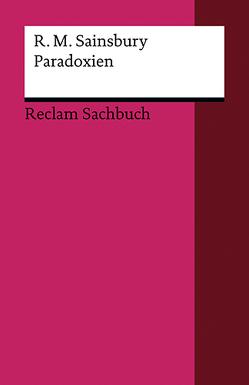 Paradoxien von Ellerbeck,  Volker, Müller,  Vincent C., Sainsbury,  R. M.