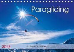 Paragliding – lautloses Schweben (Tischkalender 2018 DIN A5 quer) von Frötscher,  Andy