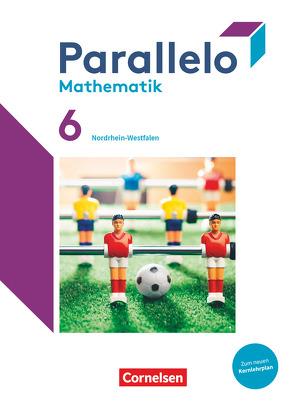 Parallelo – Nordrhein-Westfalen – 6. Schuljahr von Sankowsky,  Heike