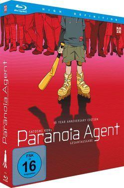 Paranoia Agent – Gesamtausgabe (2 Blu-rays) von Kon,  Satoshi