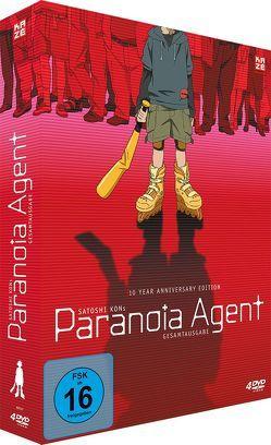 Paranoia Agent – Gesamtausgabe Slimpackbox von Kon,  Satoshi