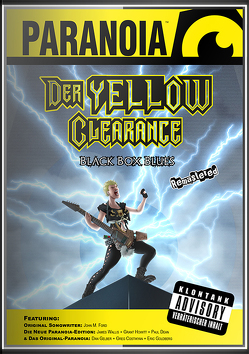 Paranoia – Yellow Clearance Black Box Blues – Abenteuer von Dean,  Paul, Ford,  John M., Howitt,  Grant, Wallis,  James