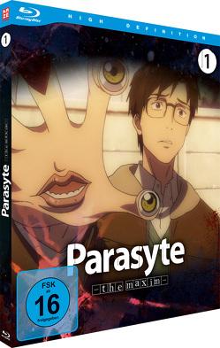 Parasyte -the maxim- Blu-Ray 1 von Shimizu,  Kenichi