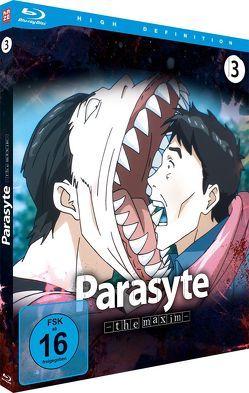 Parasyte -the maxim- Blu-Ray 3 von Shimizu,  Kenichi