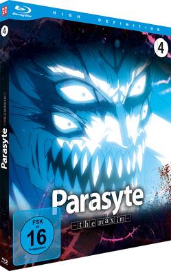 Parasyte -the maxim- Blu-Ray 4 von Shimizu,  Kenichi