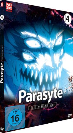 Parasyte -the maxim- DVD 4 von Shimizu,  Kenichi