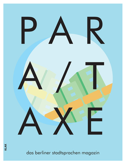 Parataxe von Bahlsen,  Joey, Hoyer,  Birger, Jankowski,  Martin