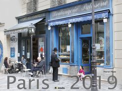 Paris 2019 von ALPHA EDITION, Haas,  Horst, Nomada Verlag