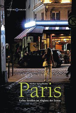 Paris von Spiegelhalder,  Markus