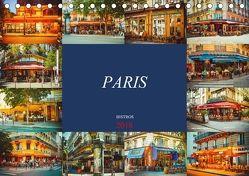 Paris Bistros (Tischkalender 2018 DIN A5 quer) von Meutzner,  Dirk