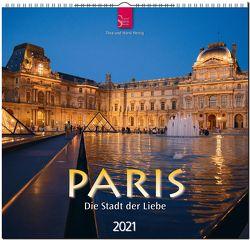 Paris – Die Stadt der Liebe von Herzig,  Tina und Horst