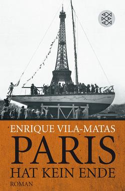 Paris hat kein Ende von Strien,  Petra, Vila-Matas,  Enrique