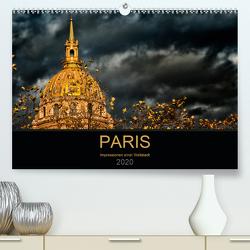 Paris – Impressionen einer Weltstadt (Premium, hochwertiger DIN A2 Wandkalender 2020, Kunstdruck in Hochglanz) von Probst,  Helmut
