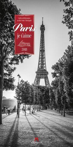 Paris, je t'aime 2018