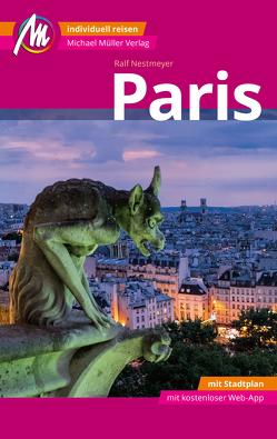 Paris MM-City Reiseführer Michael Müller Verlag von Nestmeyer,  Ralf