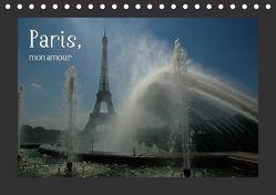 Paris, mon amour (Tischkalender 2018 DIN A5 quer) von Falk,  Dietmar