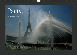 Paris, mon amour (Wandkalender 2021 DIN A3 quer) von Falk,  Dietmar