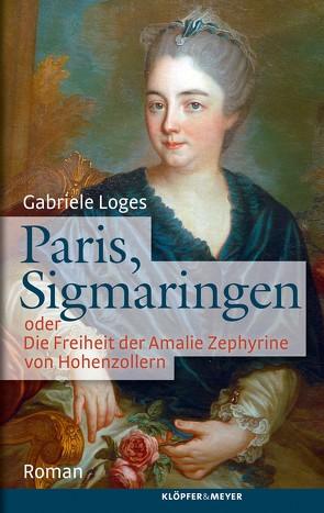 Paris, Sigmaringen von Loges,  Gabriele