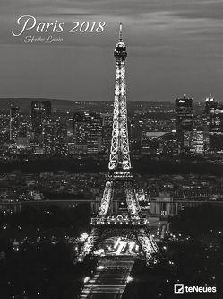 Paris s/w 2018 von Lanio,  Heiko