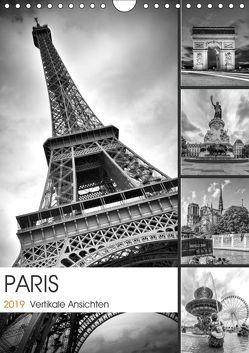 PARIS Vertikale Ansichten (Wandkalender 2019 DIN A4 hoch) von Viola,  Melanie