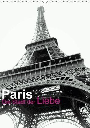Paris (Wandkalender 2018 DIN A3 hoch) von Baumgartner (Basel),  Katja