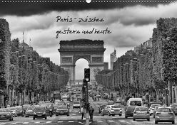 Paris (Wandkalender 2019 DIN A2 quer) von Sommer,  Hans-Jürgen