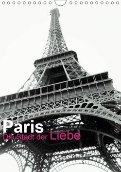 Paris (Wandkalender 2019 DIN A4 hoch) von Baumgartner (Basel),  Katja