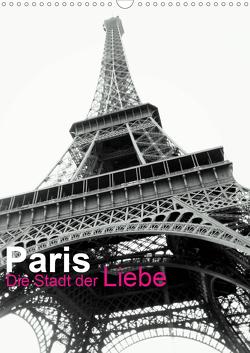 Paris (Wandkalender 2021 DIN A3 hoch) von Baumgartner (Basel),  Katja