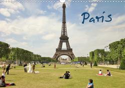 Paris (Wandkalender 2021 DIN A3 quer) von ViennaFrame