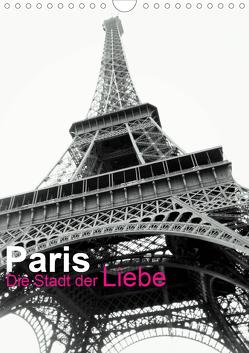 Paris (Wandkalender 2021 DIN A4 hoch) von Baumgartner (Basel),  Katja