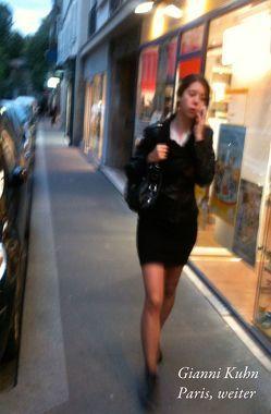 Paris, weiter von Kuhn,  Gianni