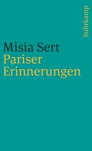 Pariser Erinnerungen von Andertann,  Hedwig, Sert,  Misia