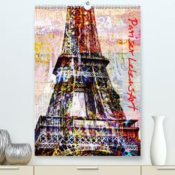 Pariser LebensArt (Premium, hochwertiger DIN A2 Wandkalender 2020, Kunstdruck in Hochglanz) von N.,  N.