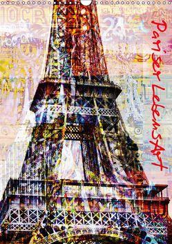 Pariser LebensArt (Wandkalender 2018 DIN A3 hoch) von N.,  N.