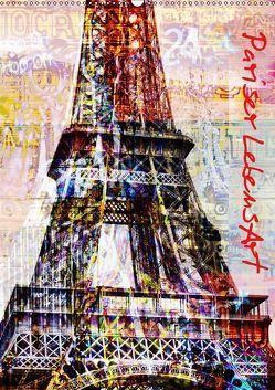 Pariser LebensArt (Wandkalender 2019 DIN A2 hoch)