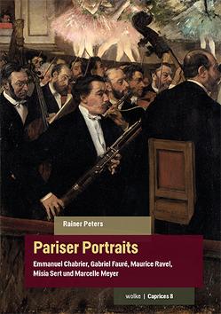 Pariser Portraits von Peters,  Rainer